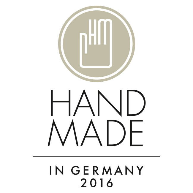 Logo Handmade in Germany 2016